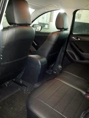 Чехлы на Mazda CX-5 2011–2017 г.в.