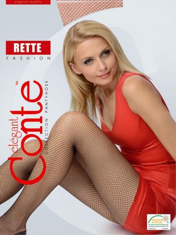 Conte Fashon Rette Micro Колготки женские p.4 nero