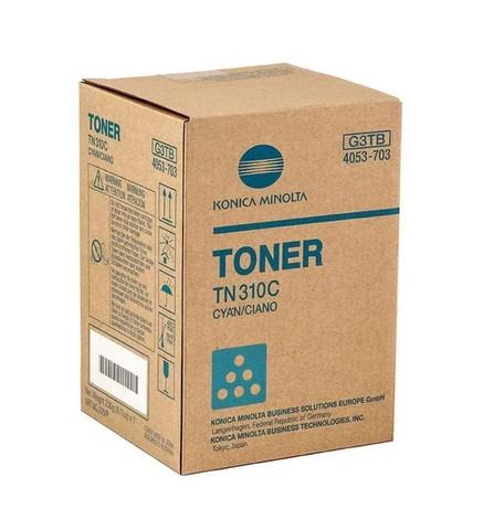 Тонер-картридж Konica Minolta TN-310C 4053703 голубой