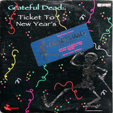 Grateful Dead / Ticket to New Year's (2LD)