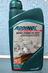 ADDINOL SuperPower mv0537 5w30 1л
