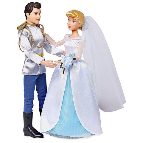 Дисней Золушка и Принц Чарминг Свадебная коллекция