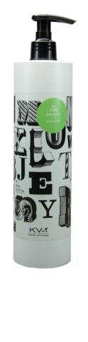Shampoo Sensitive- Шампунь для чувствительных волос c ароматом корицы. KV-1