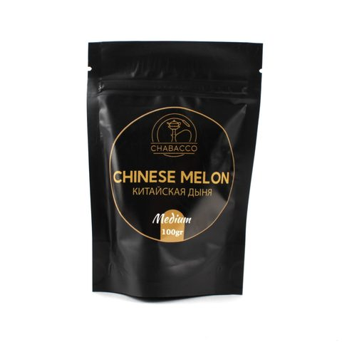 Кальянная смесь Chabacco Medium 100 гр Chinese Melon