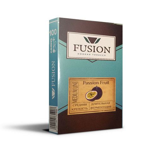Табак Fusion Medium Passion fruit 100 г