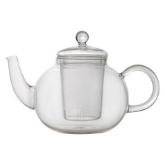 Чайник заварочный стеклянный 0,6L