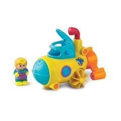 Hap-p-kid Заводная игрушка для ванны