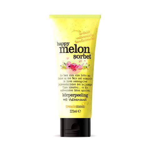 TREACLEMOON   Скраб для тела Дынный сорбет/ Happy melon sorbet  Body scrub, (225 мл)