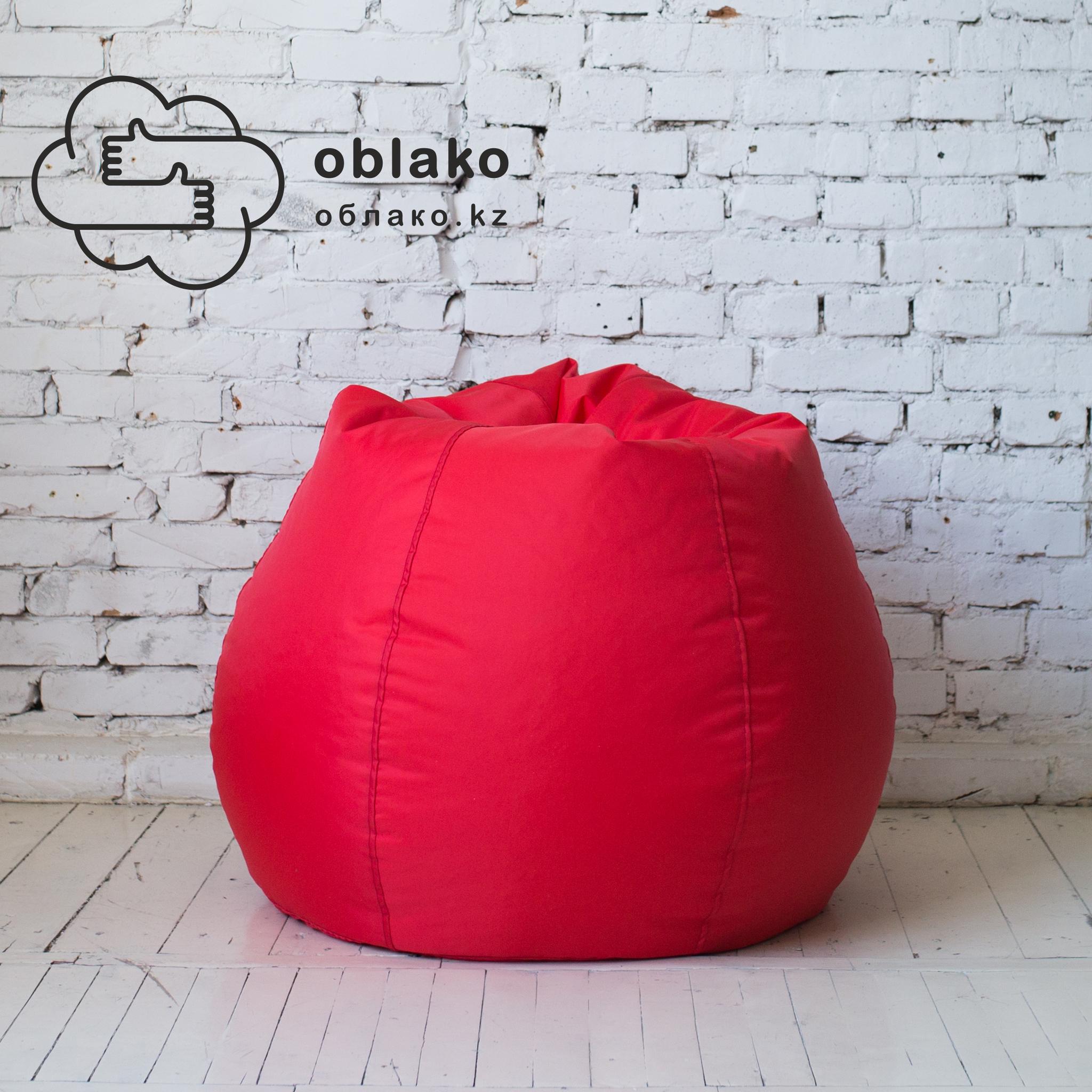 Груша S плащёвка (красная)