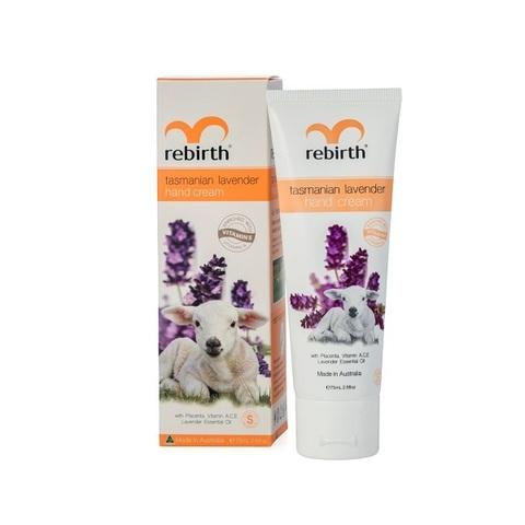 Крем для рук Тасманийская лаванда Rebirth Tasmanian Lavender Hand Cream 75мл