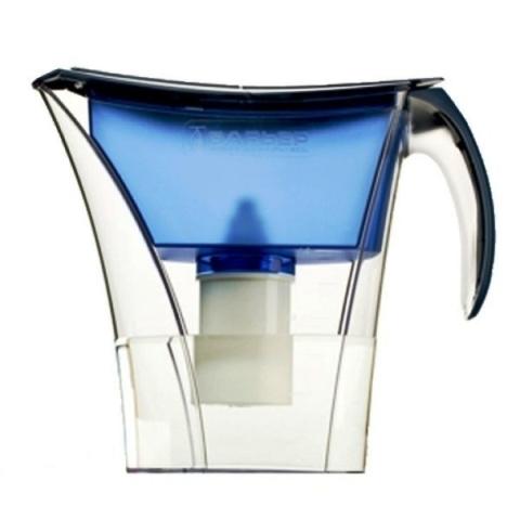 Фильтр кувшин для очистки воды Барьер Смарт синий