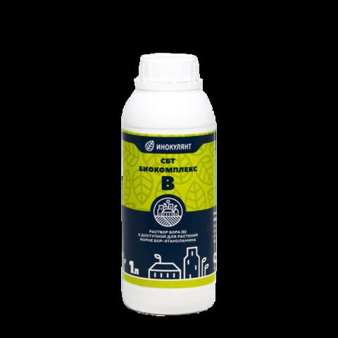 Органическое удобрение Биокомплекс-В Бор 1 л