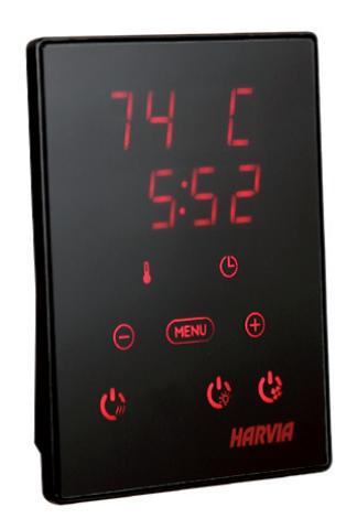 HARVIA Пульт управления в комплекте с блоком мощности Xenio CX110400 CX110 для печей до 11 kW