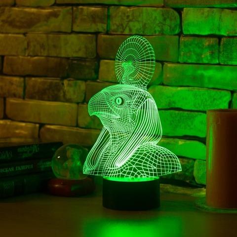 Светильник Египетский Бог Ра