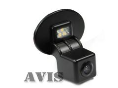 Камера заднего вида для Kia Cerato II 09-12 Avis AVS312CPR (#031)