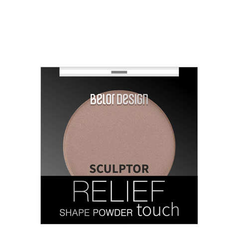 BelorDesign Relief touch Скульптор тон 2 truffle
