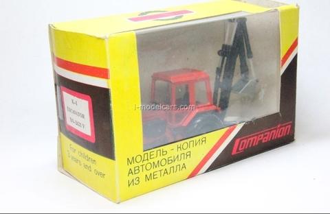 MTZ-82 EO-2621V excavator Kompanion 1:43