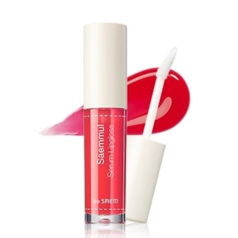 THE SAEM LIP Блеск для губ saemmul serum lipgloss PK01 4,5гр