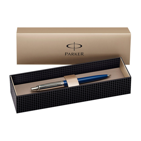 Parker Jotter - Special Blue, шариковая ручка, M
