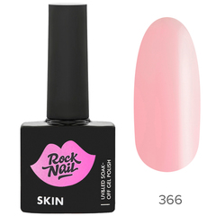 Гель-лак RockNail Skin 366 Pink Honey Skin, 10мл.