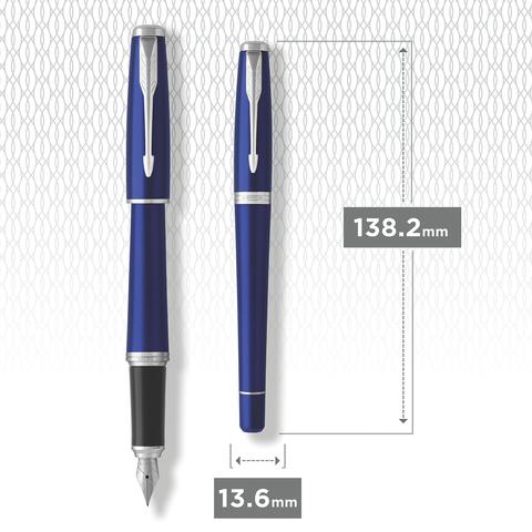 Перьевая ручка Parker Urban , Nightsky Blue CT123