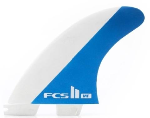 FCS II MF PC Medium Tri Retail Fins