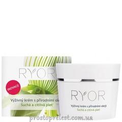 Ryor Cream With Almond Butter - Питательный крем с миндальным маслом