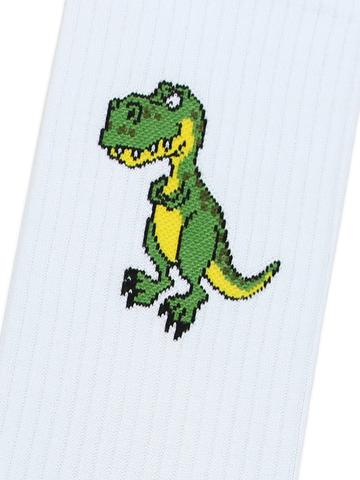 Носки с динозавром (Чеснок)