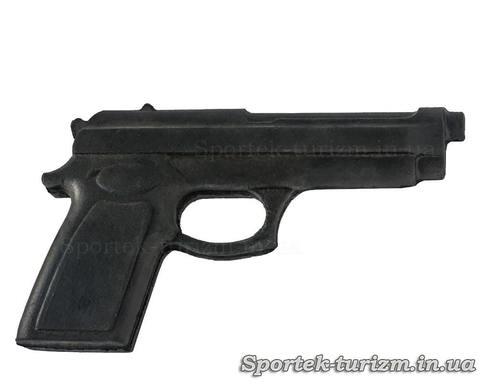Пистолет тренировочный резиновый