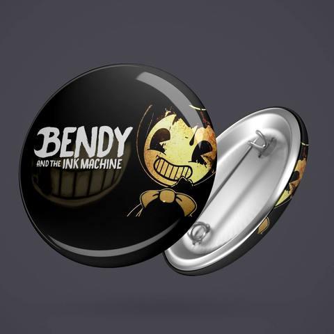 Значок с Бенди №9