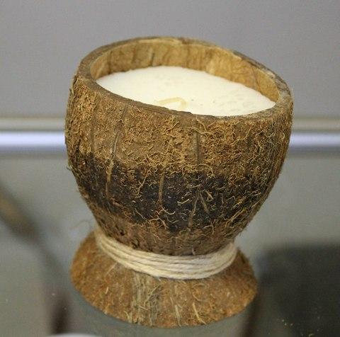 """Свеча """"Coconut"""""""