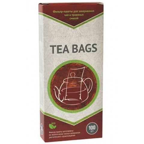 Фильтр пакеты для чая 100шт.