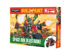 Build+Paint: Space Orks Blastabike
