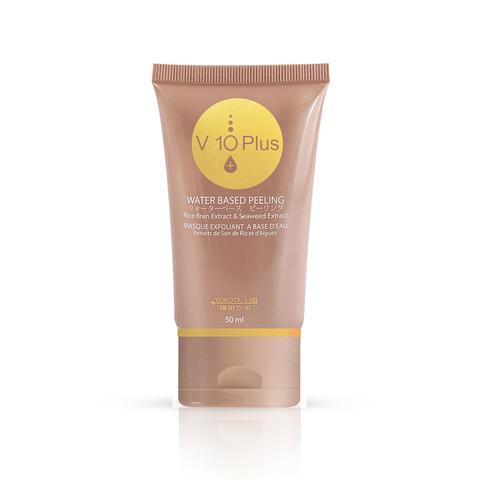 V10 PLUS | Увлажняющий пилинг-скатка для глубокого очищения кожи лица / Water Based Peeling, (50 мл)