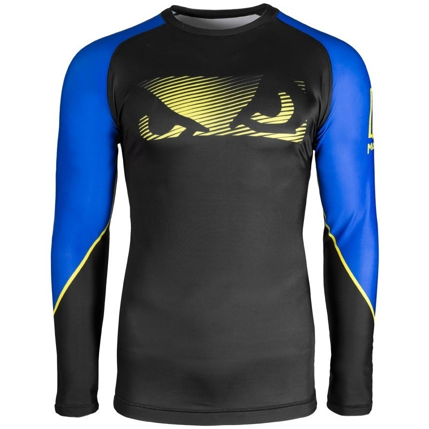 Термобелье/Рашгарды Рашгард Bad Boy Mauler Rash Guard - Black& 1.jpg