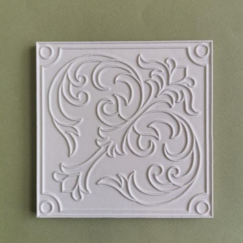 Плитка Каф'декоръ 10*10см., арт.061