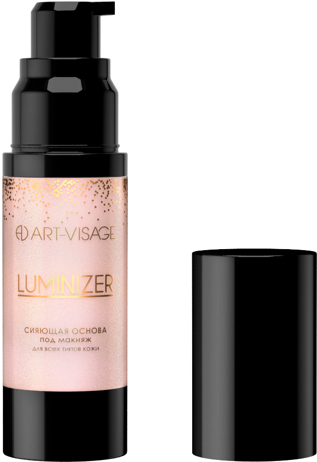 База сияющая под макияж АртВизаж Luminizer 20 мл