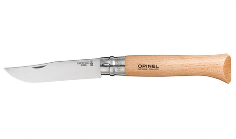 Нож складной Opinel №12 VRI Tradition Inox