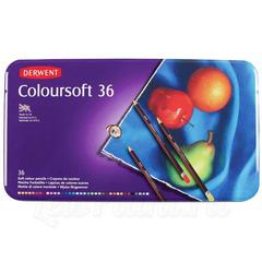 Набор из 36 цветных карандашей Derwent