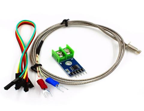 Термопара К-типа + Модуль MAX6675