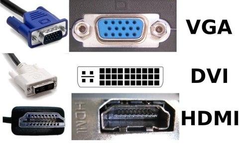 Thunderbolt Mini DisplayPort конвертер в HDMI, DVI и VGA