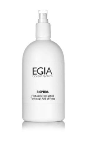 *Тоник с фруктовыми кислотами (EGIA/BIOPURA/500мл/FPS-49)