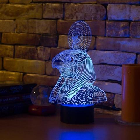 Лампа Египетский Бог Ра
