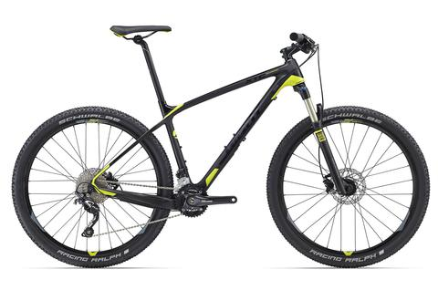 Giant XTC Advanced 27.5 3 (2016) черный