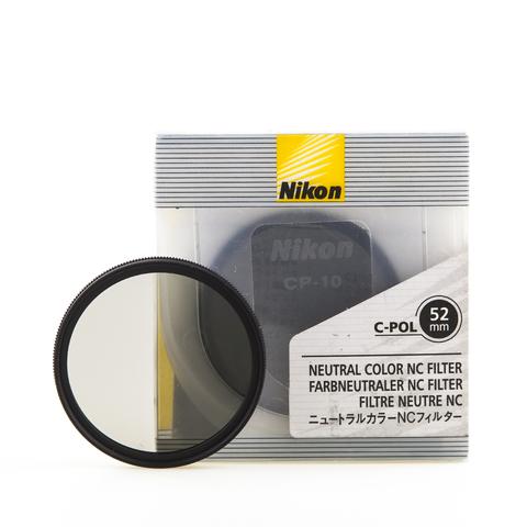 Поляризационные светофильтры Nikon C-POL