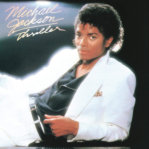 Michael Jackson / Thriller (CD)