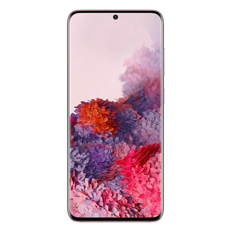 Дисплей Galaxy S20 Pink