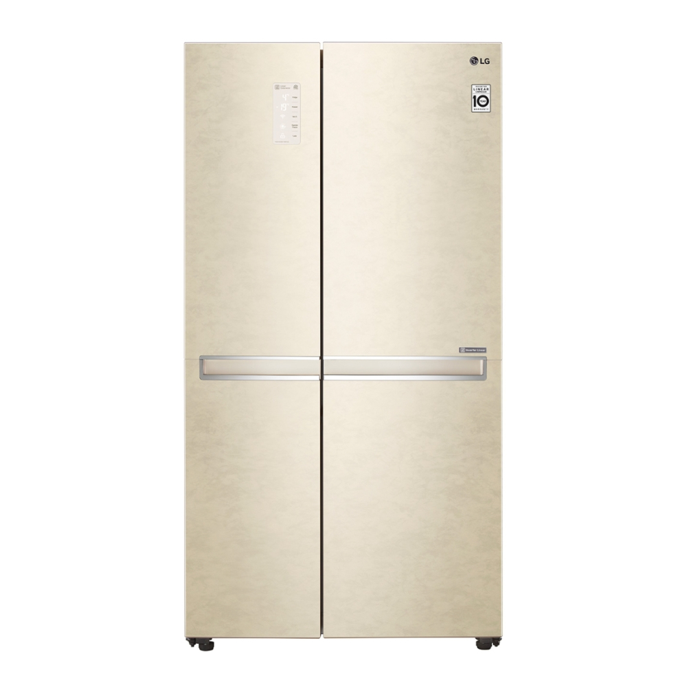 Холодильник LG Side-by-Side с инверторным линейным компрессором GC-B247SEDC фото