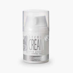 Дневной крем «Secret Cream c секретом улитки», 50 мл