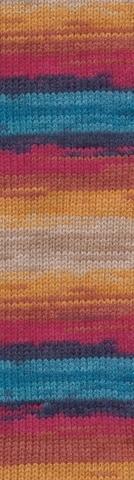 Пряжа Burcum batik (Alize) 4340 - купить в интернет-магазине недорого klubokshop.ru